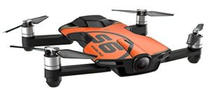 Ailes Country S6 Poche Drone Orange frais