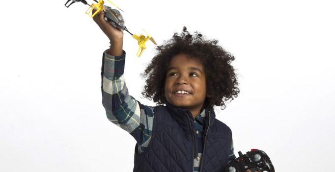 TOP 10 des meilleurs drones pour enfants - 2018