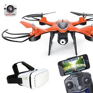 Cewaal Drone avec des lunettes VR