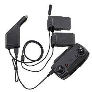 Chargeur de voiture adaptateur pour DJI Mavic Air
