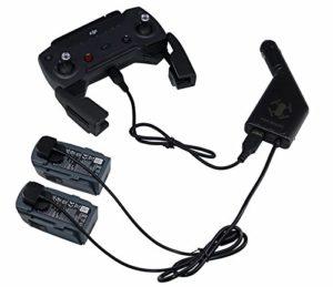 Chargeur de voiture pour DJI Spark