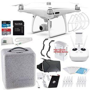 Drone DJI Phantom 4 avec casque VR