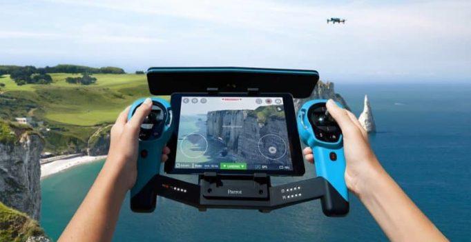 Drones Android : TOP 5 des meilleurs drones à piloter avec votre téléphone
