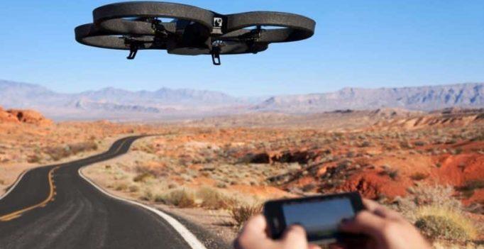 Drones iPhone TOP 5 des meilleurs drones à piloter avec votre téléphone