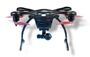 EHANG Ghost Drone 2.0 Aerial Noir