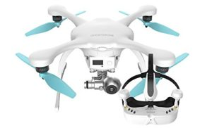 EHANG Ghost Drone 2.0 VR iOS Blanc
