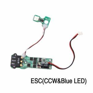 ESC (CCW et LED bleue) pour Walkera AiBao