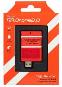 Enregistreur de vol GPS pour Parrot AR.Drone 2.0