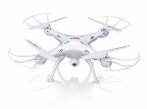 GoolRC Syma X5SW 2.4G Gyro RC Wifi FPV Vidéo en Temps Réel Quadcopter Drone avec Caméra 0.3MP