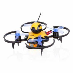 Goolsky IDEAFLY F90 Pro 90 mm 5.8 g 40CH 600TVL Waterproof FPV Racing Drone 1104 Brushless Moteur F3 Contrôleur de Vol FrSky Receiver BNF