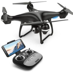 Holy Stone HS100 GPS FPV RC Drone avec caméra vidéo en direct et GPS Retour Quadcopter
