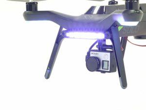 Lampe LED pour drone 3DR Solo