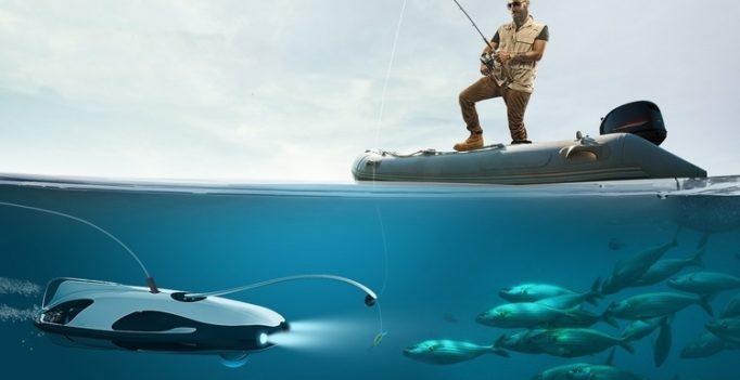 Les meilleurs drones sous-marins