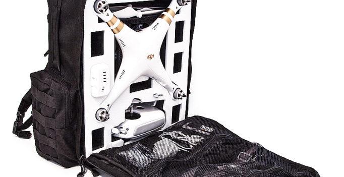 Les meilleurs sacs à dos pour transporter votre drone