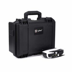 Lykus Titan MA100 Valise étanche pour DJI Mavic Air, Parfaitement Adaptée DJI Mavic Air Fly More Combo et Plus d'articles, Sac de Rangement Inclus pour Les Pièces de Rechange