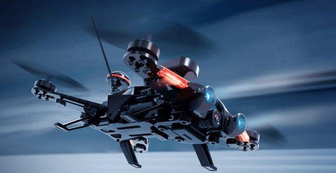 Meilleurs drones de course à moins de 250€ - Débuter avec la course de drones