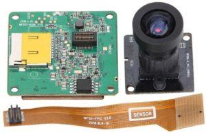 Mini caméra pour Walkera AiBao