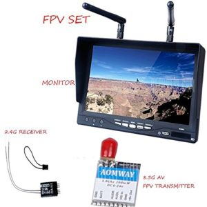 Moniteur Transmetteur FPV 5.8G pour Ehang GHOST