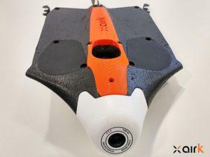 Protecteur inférieur pour Drone Parrot Disco