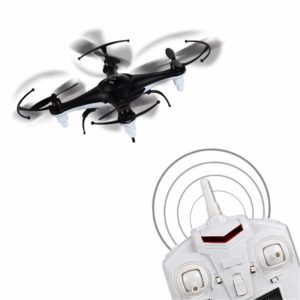 Sproutoy Phantom 2.4GHz 6 Channel 6-Axis Gyro RC RTF Quadcopter with LED
