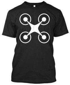 T-Shirt Drone Star