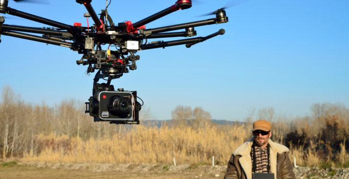 TOP 10 des meilleurs drones avec caméra 4K