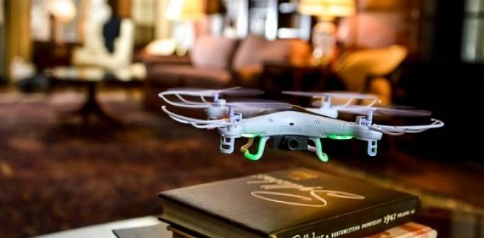 TOP 10 des meilleurs drones d'intérieur indoor - 2018