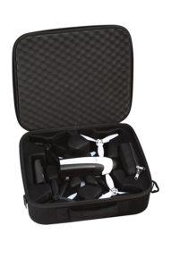 Valise rigide de transport pour Drone Parrot Bebop 2