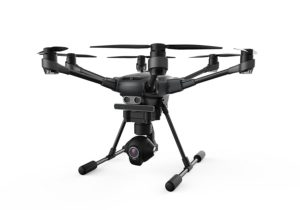 yuneec Typhoon H hexakopter (cgo3 Plus Appareil Photo 12 MP