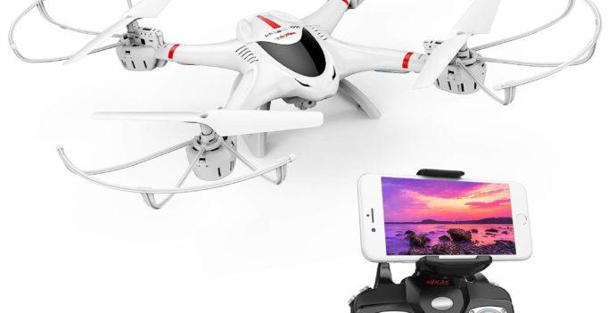 Drone DBPOWER FPV MJX X400W