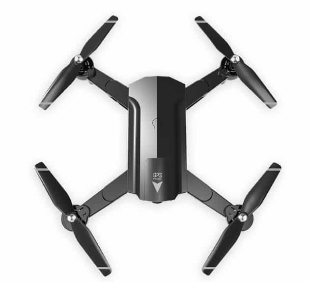 Drone Pliable Quadcopter, SG900 RC
