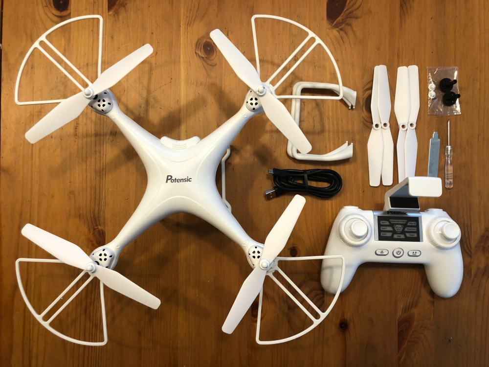 Drone Potensic T25