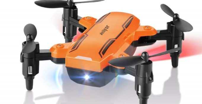 FuriBee H815 mini drone pliable