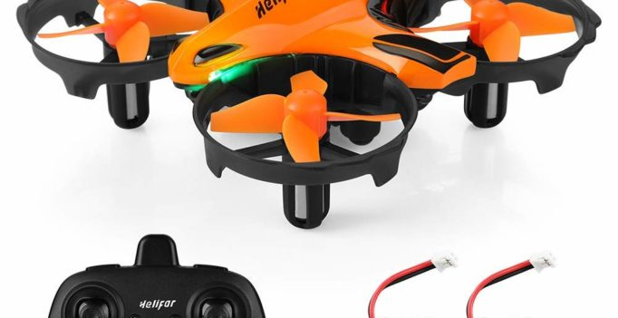 HELIFAR H803 Mini RC Drone