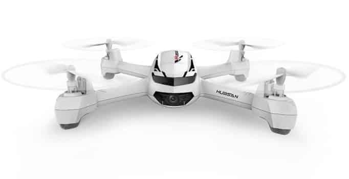 YUNIQUE France /® 2 Pieces Batterie 7.4V 610mAh pour Hubsan H502S H502E Plus pi/èces d/étach/ées RC Quadcopter Drone