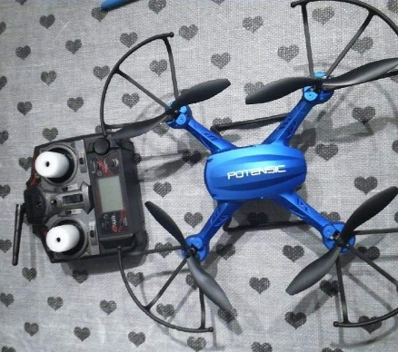 Potensic Fonction Stepless-speed RC drone F181DH