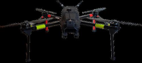 Crow, drone d'action et de surveillance ultra performant