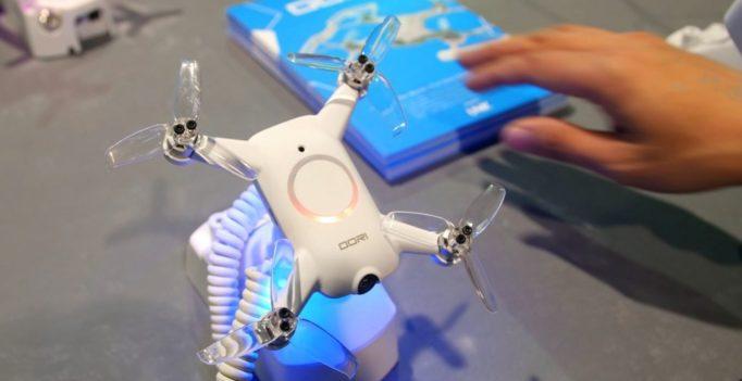 Les meilleurs drones à moins de 500€ : les drones de milieu de gamme