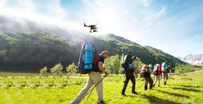 TOP 10 des meilleurs drones avec le mode Follow Me
