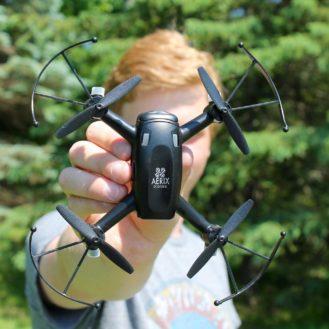 TOP 10 des meilleurs drones pour débutants