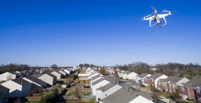 TOP 10 des meilleurs drones pour les inspections de toiture