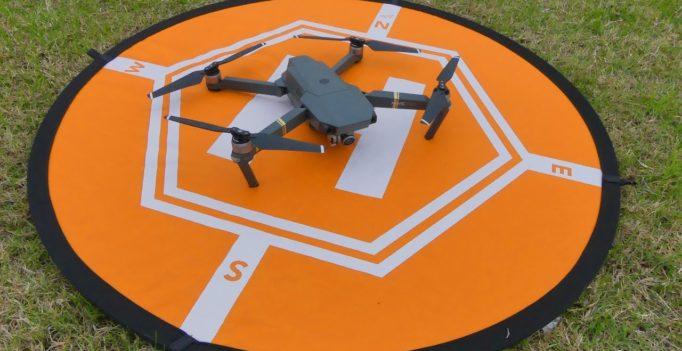 TOP 5 des meilleurs tapis d'atterrissage pour drones
